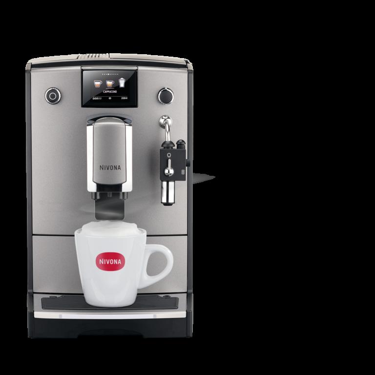 NIVONA NICR 675 volautomaat espressomachine koffiemachine
