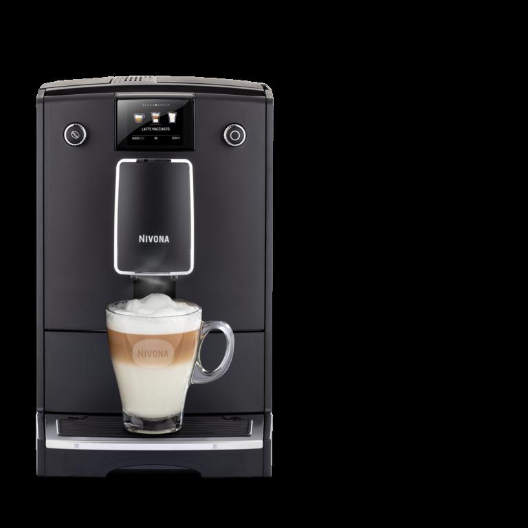 NIVONA NICR 759 volautomaat espressomachine koffiemachine
