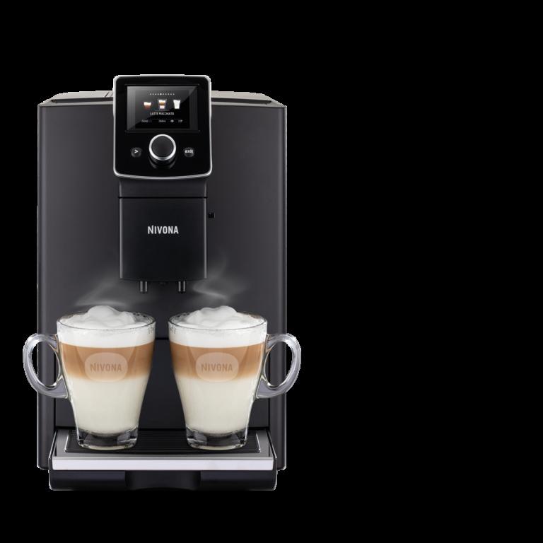 NIVONA NICR 820 volautomaat espressomachine koffiemachine