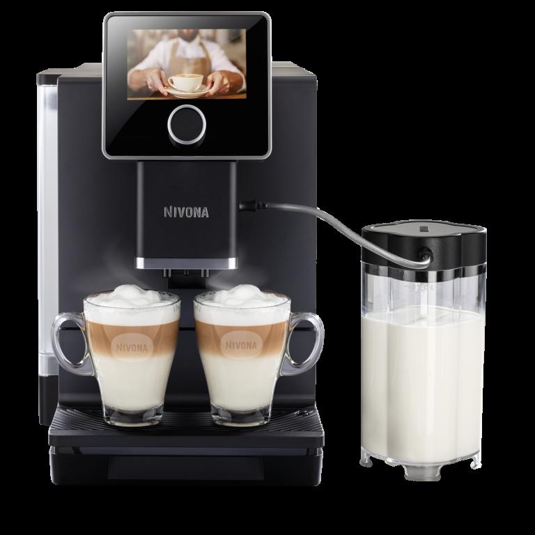 NIVONA NICR 960 volautomaat espressomachine koffiemachine