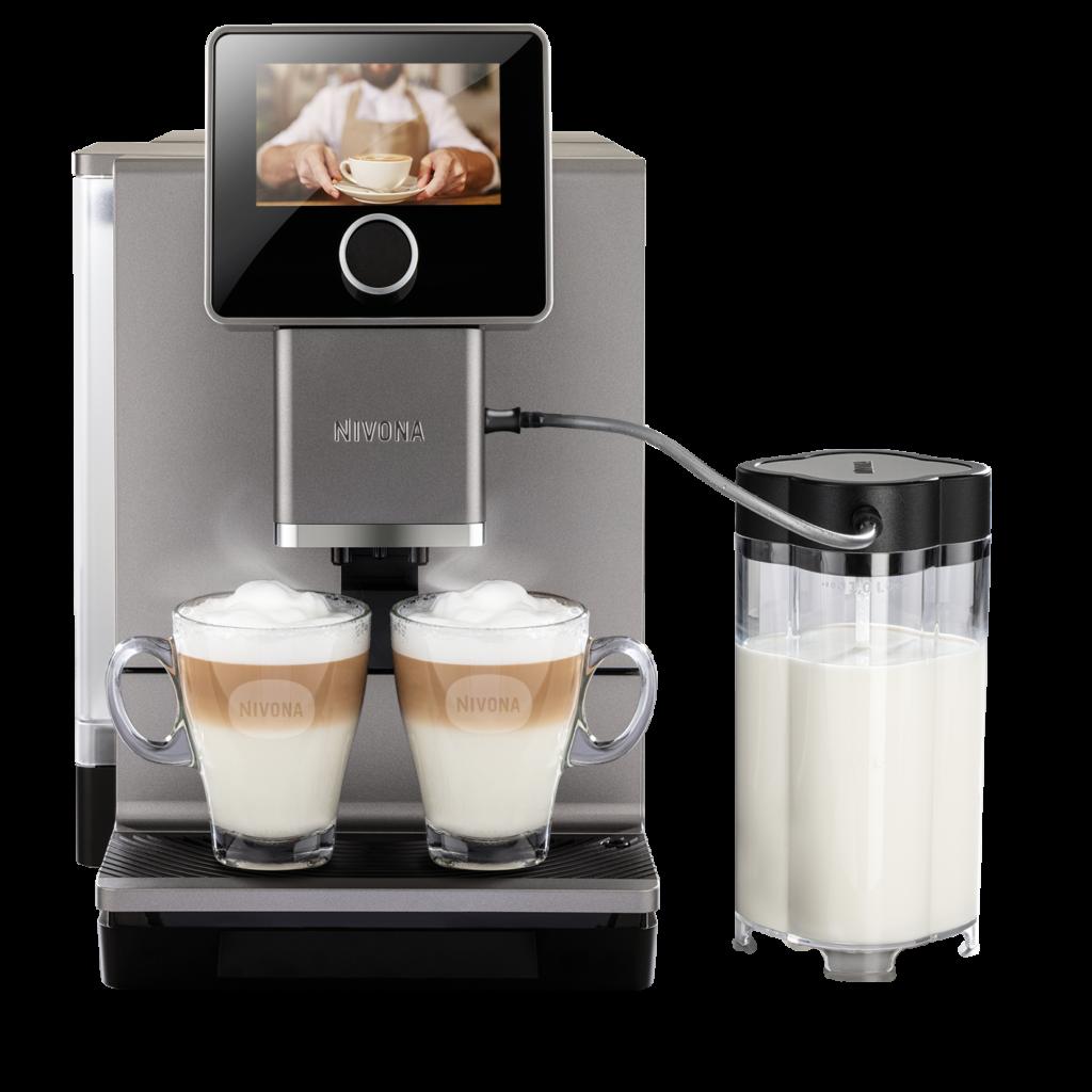 We leggen je graag uit hoe de Nivona machine werkt. Niks leukers als vertellen over alles wat met koffie te maken heeft.