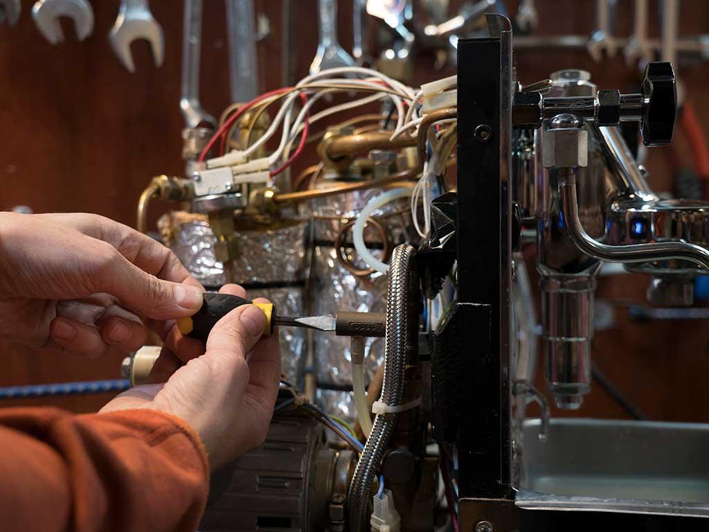 Tuscany Coffee Espressomachines onderhoud Den Haag