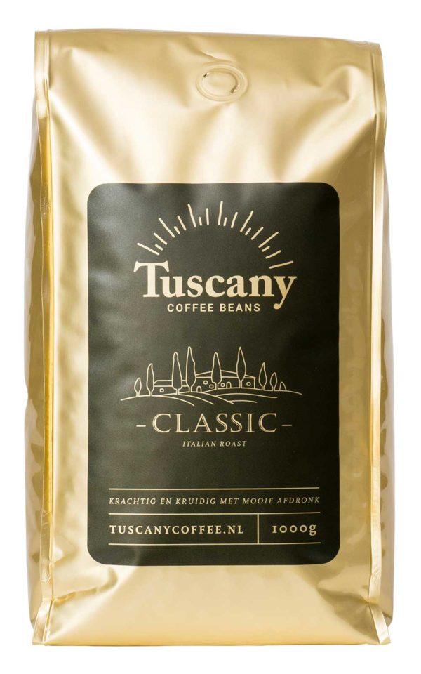 Tuscany Coffee koffiebonen espresso classic
