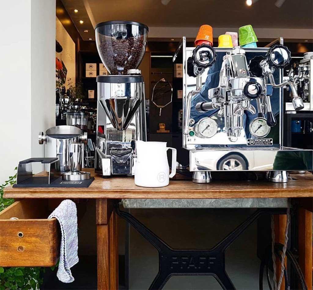Tuscany Coffee koffiebonen Espressomachine thuis Den Haag